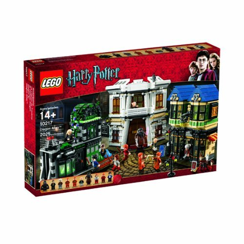 LEGO Harry Potter 10217 El Callejón Diagón