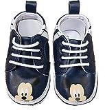 Mickey Mouse - Primeros Pasos de Material Sintético Bebé-Niñas, 16 EU