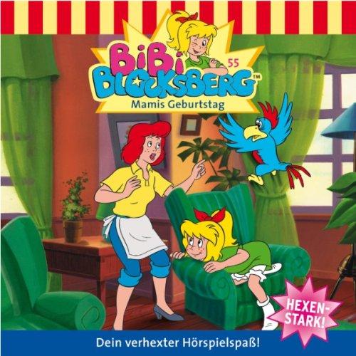 Mamis Geburtstag (Bibi Blocksberg 55) Titelbild