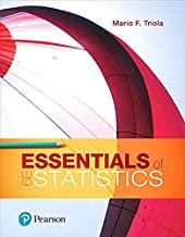 Essentials of Statistics Plus MyLab Statistics with Pearson eText -- 24 Month Access Card Package (6th Edition) (What's New in Statistics)