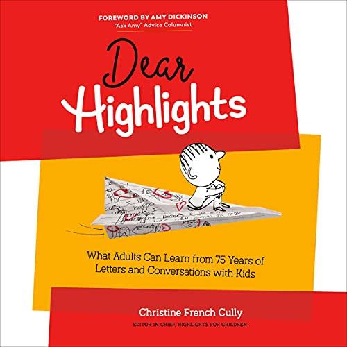 Dear Highlights cover art
