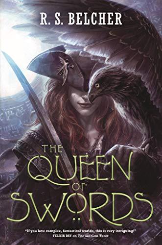 Image of The Queen of Swords (Golgotha)
