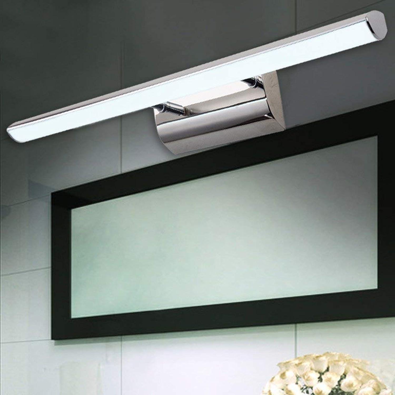 Vordere Scheinwerfer, Spiegel, Badezimmer Spiegelschrank Beleuchtung LED-Make-up-Leuchten wc Wand Lampe (Gre  57 cm)