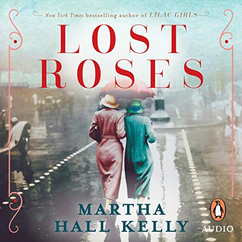 Lost Roses audiobook cover art