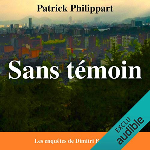 Sans témoin cover art