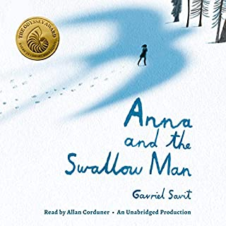 Anna and the Swallow Man audiobook cover art