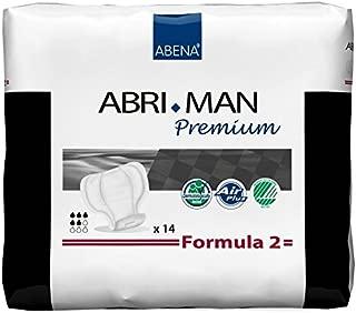 Abri Man Male Guard Formula 2 (Case of 168) by ABENA NORTH AMERICA, INC