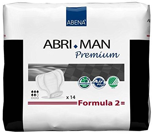 Abena - Abri Man - Formula 2 - Pack mit 168 Binden