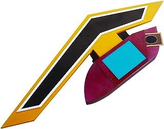 Mtxc Yu-Gi-Oh! ARC-V Cosplay Yuya Sakaki Prop Duel disk Unfunctional Ver. Yellow