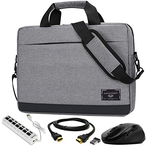 Laptop Travel Bag with Accessories for Acer Nitro, Predator, ConceptD, Enduro, Swift 14' 15.6-inch
