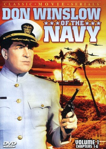 Don Winslow of the Navy 1 & 2 [DVD] [1942] [Region 1] [NTSC]