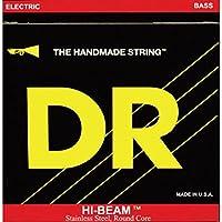 DR HI-BEAM MLR-45 Medium-Lite エレキベース弦×2セット