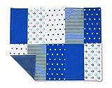 amilian Baby soffitto Kuschlige coperta Passeggino Coperta patchwork coperta Patchwork design04