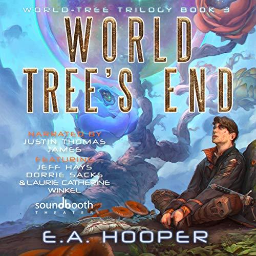 Page de couverture de World-Tree's End
