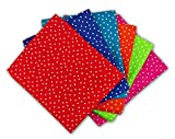 Craft Cotton Company Fat Quarter Stoffpaket Classic (6