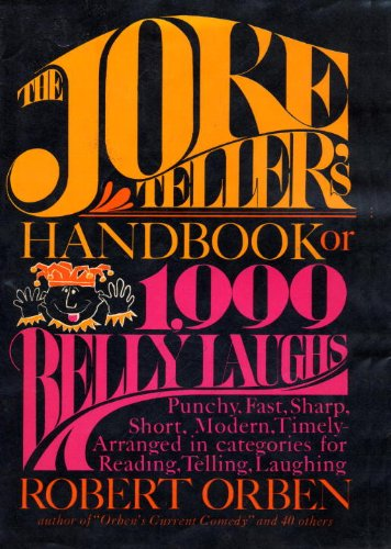 Joke Tellers Handbook (English Edition)