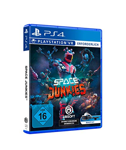 Space Junkies VR - [PlayStation 4]