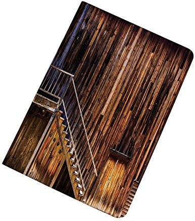 Western iPad Air 2 iPad Air Case Wooden Cabin Structure Stairway Old Western Gold Rush Town product image
