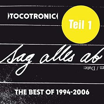 SAG ALLES AB - THE BEST OF TEIL 1 (1994-2006)
