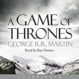 Bargain Audio Book - A Game of Thrones  Book 1 of A Song of Ic