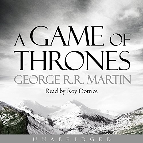 A Game of Thrones cover art