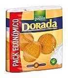 Gullón Galleta María Dorada Pack de 3, 600g