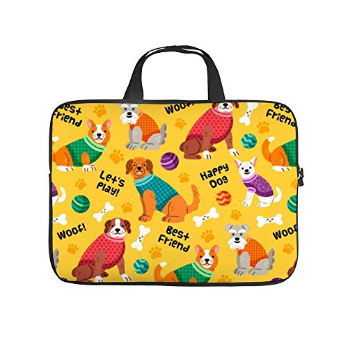 """Best Friends 10InchLaptopSleeveCaseProtectiveCoverCarryingBagfor9.7""""10.5""""IpadProAir/10""""MicrosoftSurfaceGo/10.5""""SamsungGalaxyTab"""