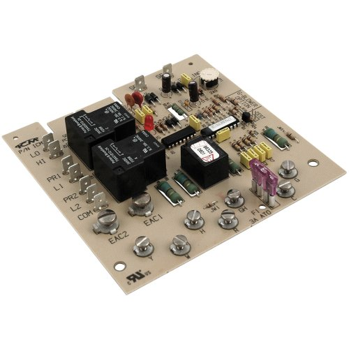 ICM Controls ICM275 Fan Blower Control Replacement for OEM Models Including Carrier CES0110019 and HH84AA-x Series Control Boards