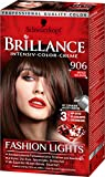 Brillance Intensiv-Color-Creme 906 Bronze Reflexion Fashion Lights Stufe 3