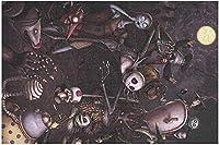 TLMYDD クリスマスの前にナイトメアジャックパズル200/300/500/1000ピースラージパズルセット家族向けゲーム大人の子供白いースのための素晴らしい贈り物 バレンタインデープレゼント (Color : 1000pcs)