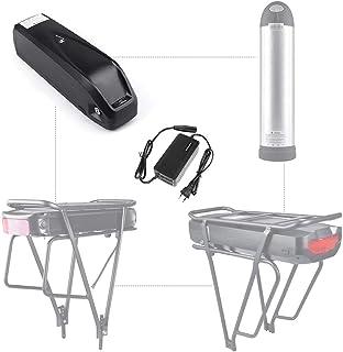 comprar comparacion Junstar Ebike Battery Batería de Litio-Litio de 48V con Puerto USB Compatible con Bafang Motor Central Ebike Kettle Baterí...