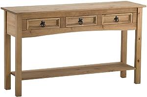 Birlea Furniture - Mobiletto con 3 cassetti, in Legno di Pino