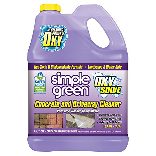 Simple Green Oxy Solve Concrete and Driveway Concentrate
