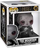 "POP TV: Game of Thrones - 6"" The Mountain (Unmasked)..."