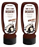 Body Attack Sports Nutrition, Dessert Saucen, 2 x 320ml (Chocolate)