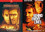We Are Surrounded by the Enemy 2-DVD War Movie Bundle - Behind Enemy Lines & Enemy at the Gates Collection