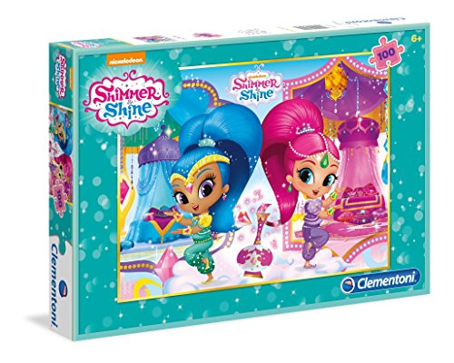 Clementoni Shimmer Shine Pugzel 100ST -