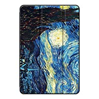 Sepikey iPad Air 1/iPad Air タブレットケース, 耐衝撃 指紋防止 三つ折タイプ PU&PC 耐落下性 三つ折 PCケース iPad Air 1/iPad Air Case-星空13