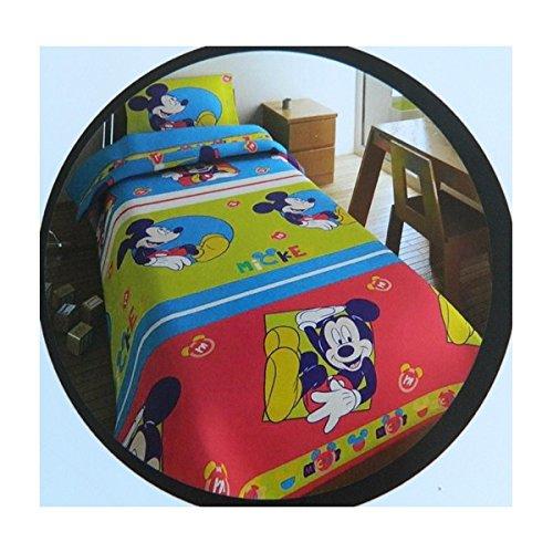 Disney Juego Sábanas Individuales Mickey Circles EB 33810107