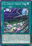 Yu-Gi-Oh! - F.A. Circuit Grand Prix (MP18-EN093) - 2018 Mega-Tin Mega Pack - 1st Edition - Common