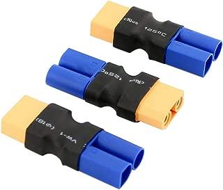 3pcs Male EC5 to XT90 / XT-90 Female - Heavy Duty Connector Adapter(BDHI-01)