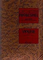 Repertorio Orquestal - Orchester Probenspiel (Test Pieces) para Violin Vol.2 (Libro) (Kastner)