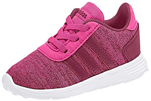adidas Unisex Baby Lite Racer INF Hausschuhe, Mehrfarbig (Magrea/Rubmis/Ftwbla 000), 20 EU