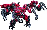 Transformers Studio Series, Robot Leader Grimlock Dinosaure, 25 cm, Jouet Transformable 2-en-1