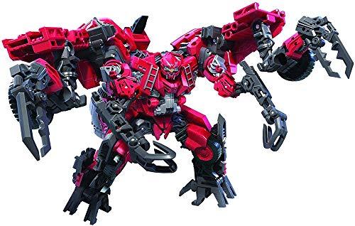 Transformers Toys Studio Serie 66 Leader Class Revenge of The Fallen Constructicon Overload Actionfigur – Kinder ab 8 Jahren, 21,6 cm