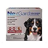 Nexgard 25 a 50 kg Antipulgas e Carrapatos Merial para Cães - 3 Unidades