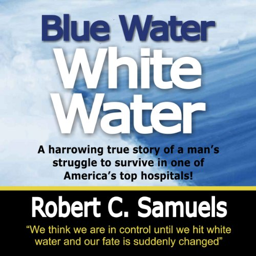 Blue Water, White Water audiobook cover art