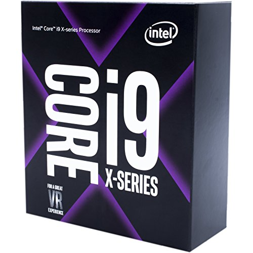 Intel Core i9-7920X X-Series Processor 12 Cores up to 4.3 GHz Turbo Unlocked LGA2066 X299 Series 140W