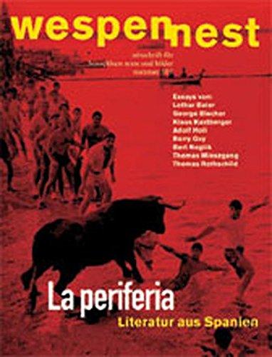 Wespennest. Zeitschrift für brauchbare Texte und Bilder / Literatur aus Spanien: nummer 101