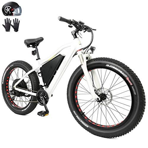 Bicicleta electrica, 60V 2000W Bici eléctrica Bici de monta